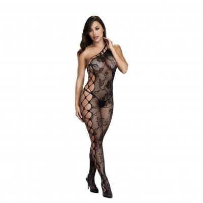 Baci - One Shoulder Catsuit One Size (S-L 34 - 40)